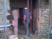 the-stonemasons-have-marked-all-the-stones-from-the-front-door-to-make-sure-that-each-is-returned-to-its-correct-place